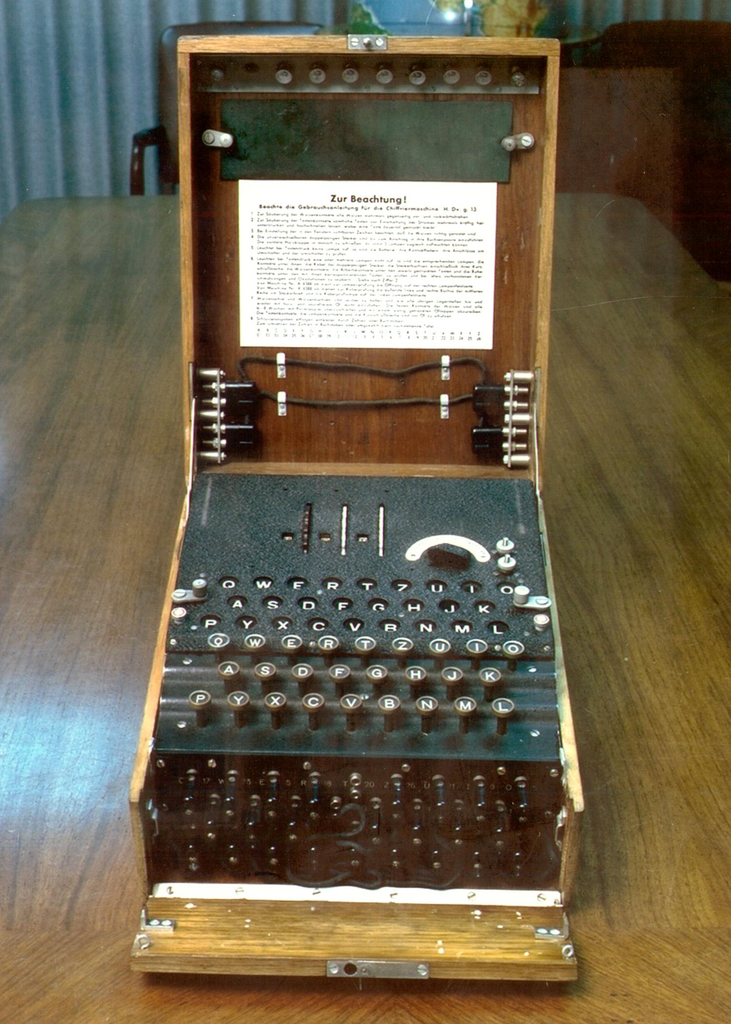 Women Cryptographers In World War II