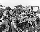 Liberated Nurses, February 12, 1945