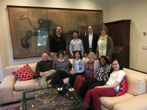 Swarthmore College Alumni Council Executive Committee (2011-13)