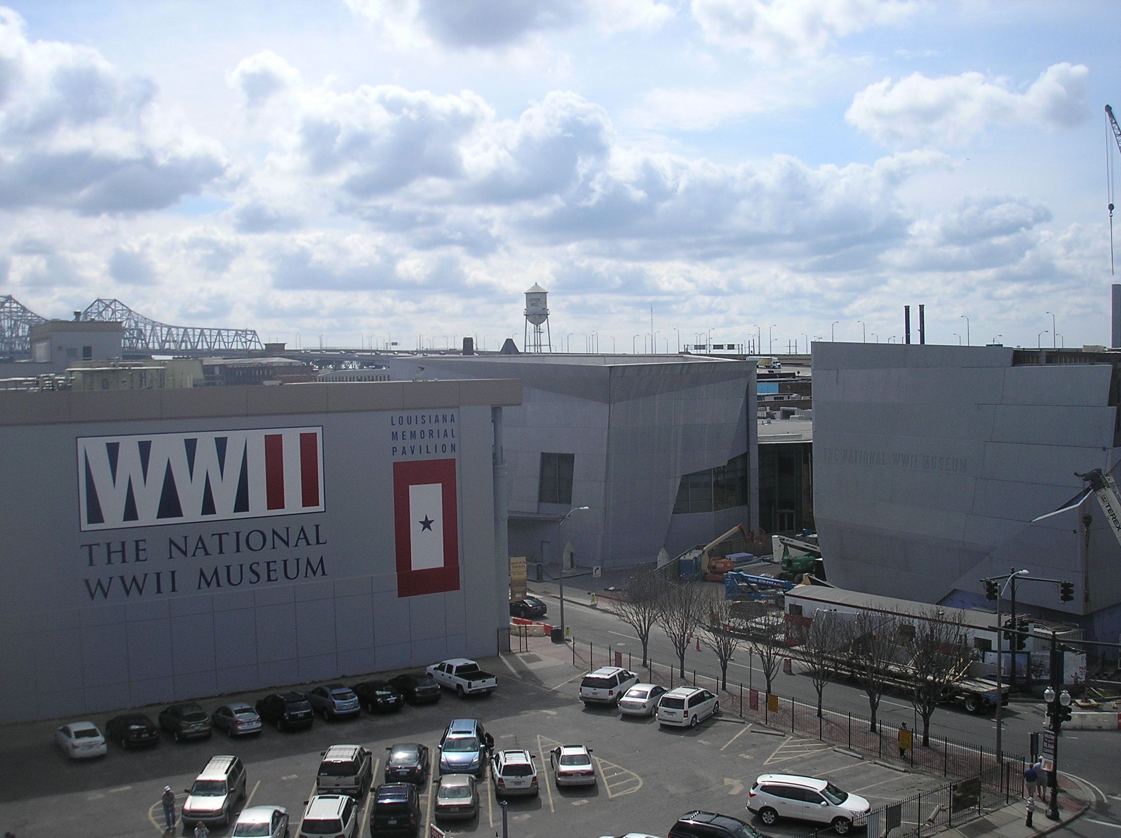 A visit to the national world war ii museum in new orleans for Best museums in new orleans