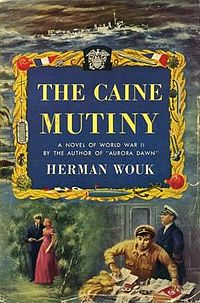 First edition cover.  It became a famous play and movie.