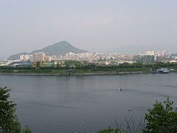 Chuncheon, Korea.