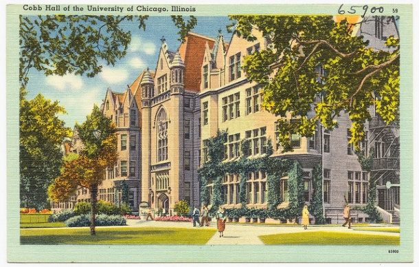 Cobb Hall, University of Chicago
