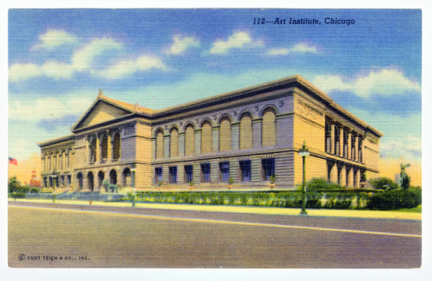 Art_Institute_Chicago_Postcard_112_F