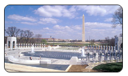 National World War II Memorial, Washington, D.C.