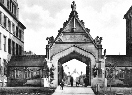 Cobb Gate, University of Chicago