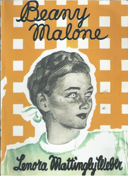 The cover of Beany Malone, originally published in 1948; republished by Image Cascade Publishing  in 1999.