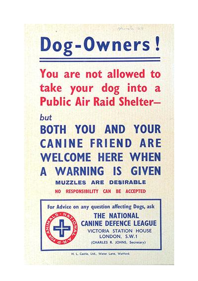 Public Information Poster