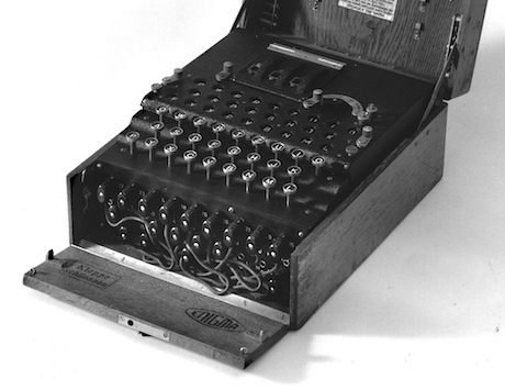 Enigma Machine.