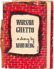 Original cover of Warsaw Ghetto.