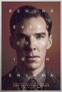 "Advertisement for ""The Imitation Game"""