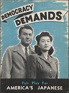 Numerous religious and humanitarian groups opposed the internment. This pamphlet was published by the American Baptist Home Mission Society. From http://bit.ly/1XHnFAa