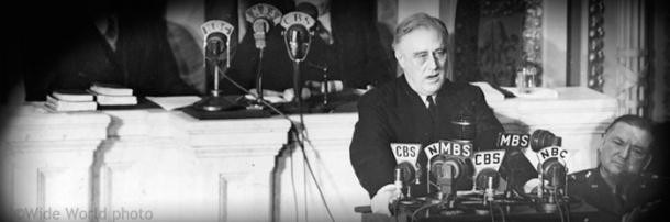 The Four Freedoms Speech
